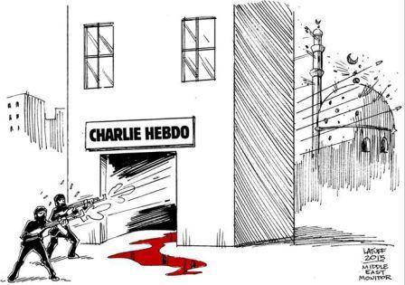 muslims and charlie hebdo
